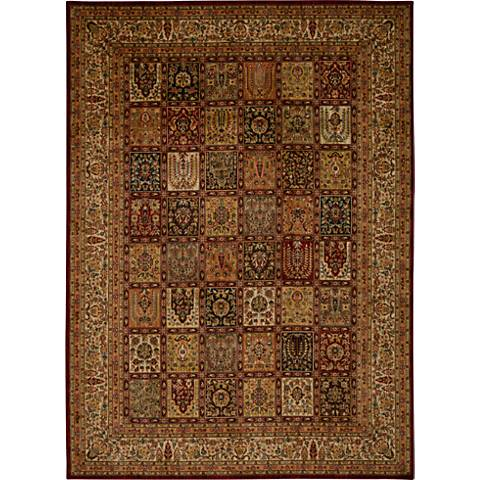 Ancient Times BAB04 Multi-Color Area Rug