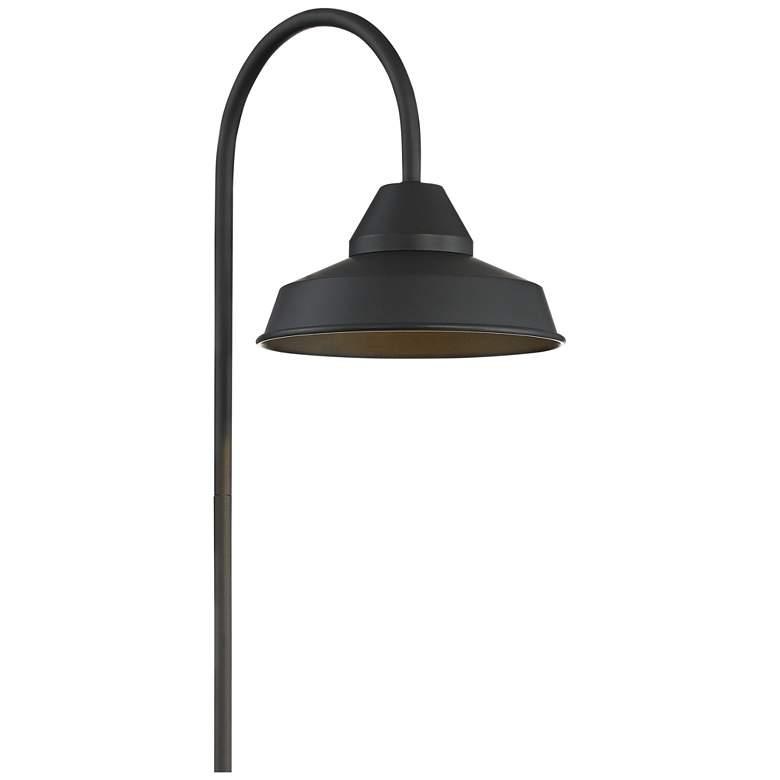 """Westley 23"""" High Black LED Landscape Path Light"""