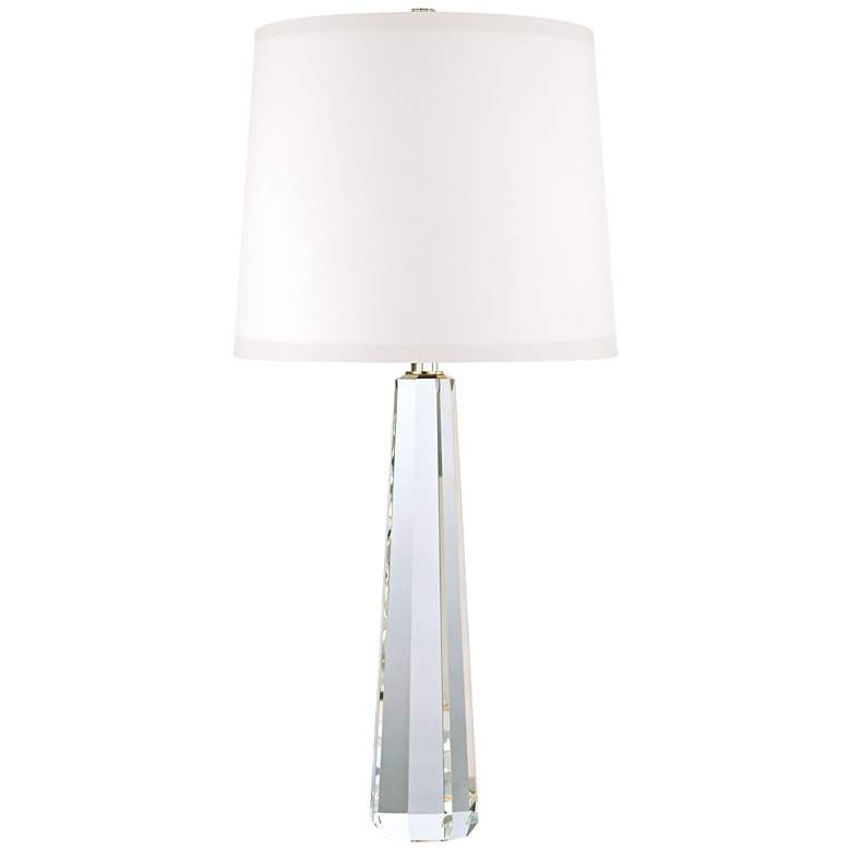 Hudson Valley Taylor Small Polished Nickel Table Lamp