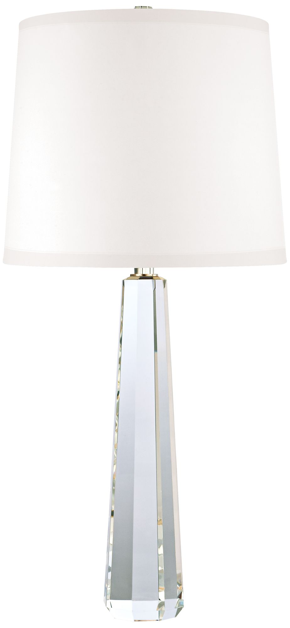 Merveilleux Hudson Valley Taylor Small Polished Nickel Table Lamp