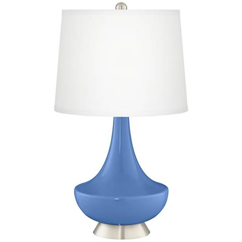Dazzle Gillan Glass Table Lamp