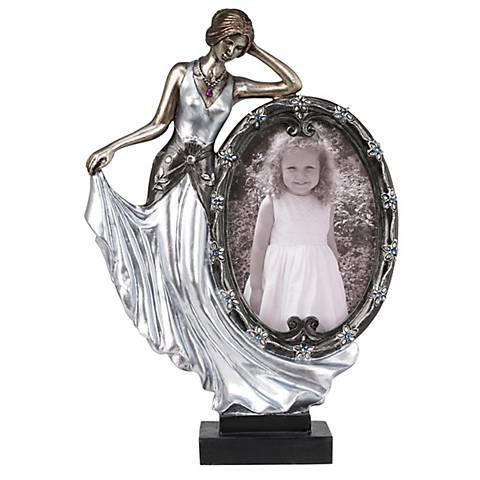 Glamour Sheer Art Decor Picture Frame
