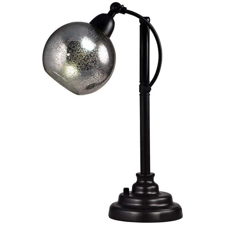Dale Tiffany Alexandria LED Oil Rubbed Bronze Table