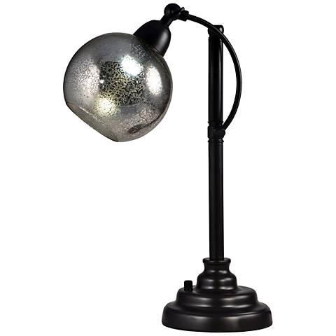 Dale Tiffany Alexandria LED Oil Rubbed Bronze Table Lamp