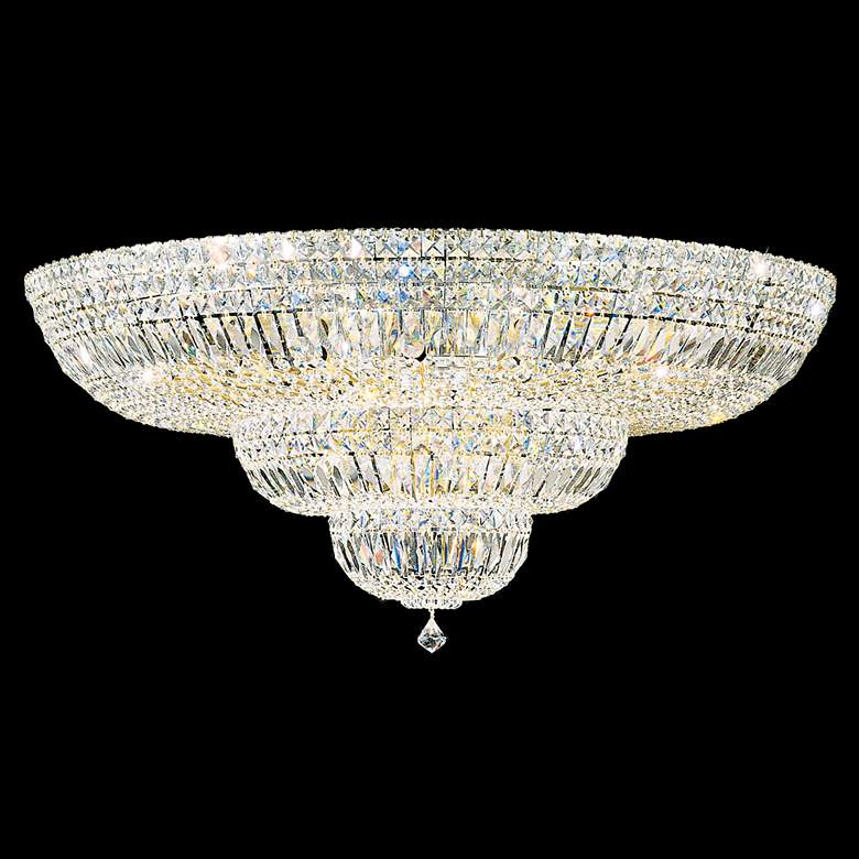 "Schonbek Petit Crystal Deluxe 36""W Aurelia Ceiling Light"