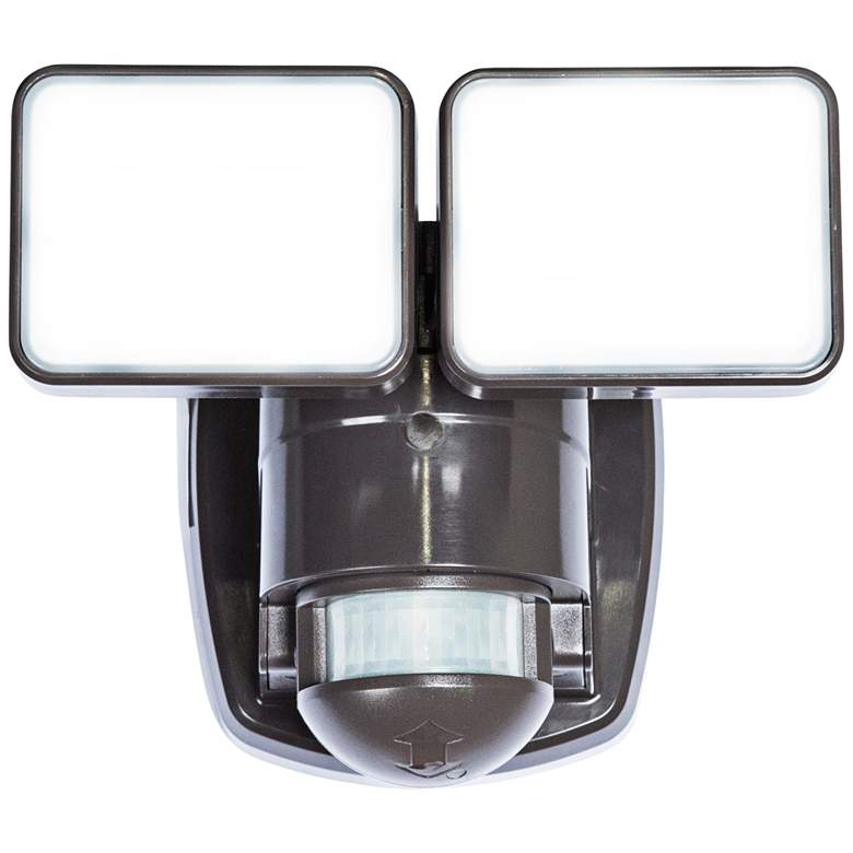 Bronze 1250 Lumen Motion-Activated LED Security Light