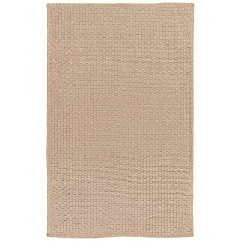 Surya Barcelona BCL7000 Camel Outdoor-Safe Area Rug