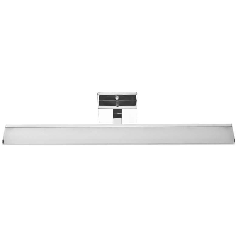 """Eglo Tabiano 23 3/4"""" Wide Chrome 3-Light LED Bath Light"""