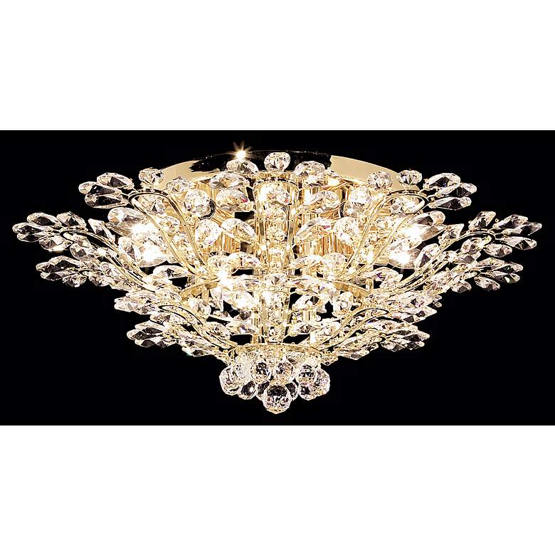 """James R. Moder Florale Collection 27"""" Wide Ceiling"""