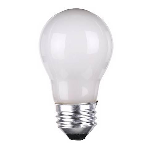 60 Watt A-15 Frosted Appliance Light Bulb