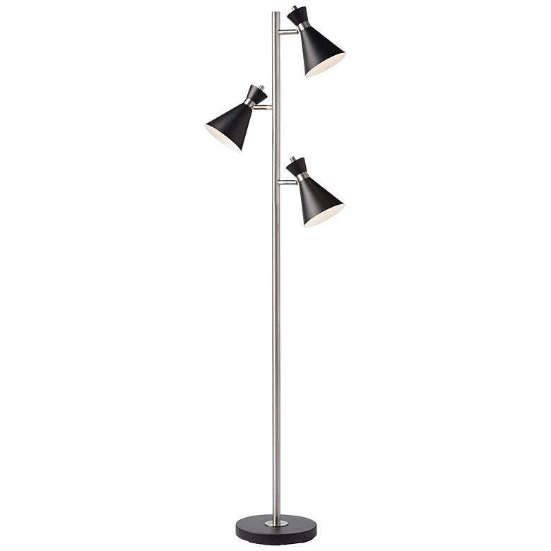 Donovan LED 3-Light Tree Floor Lamp