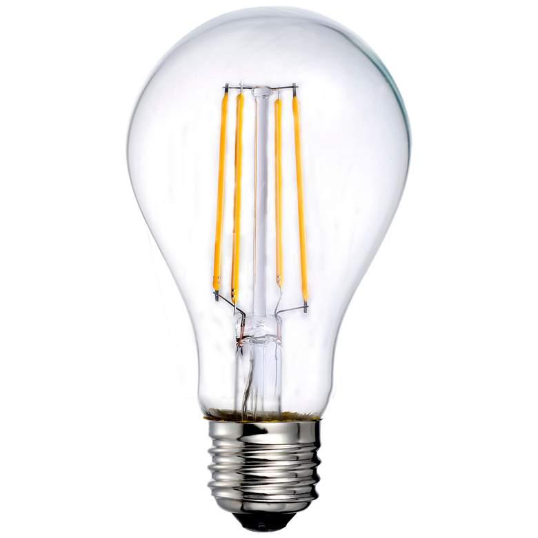 75 Watt Equivalent  10.5 Watt LED Dimmable Filament  A21