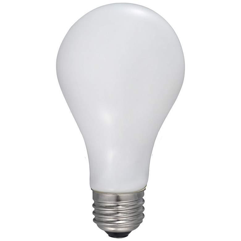 75 Watt Equivalent Frost 8 Watt LED Dimmable Filament A21