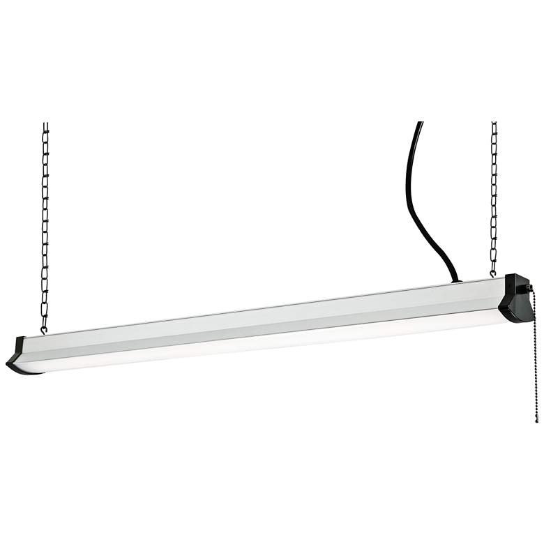 "Westinghouse 36"" LED Silver Shop Light"