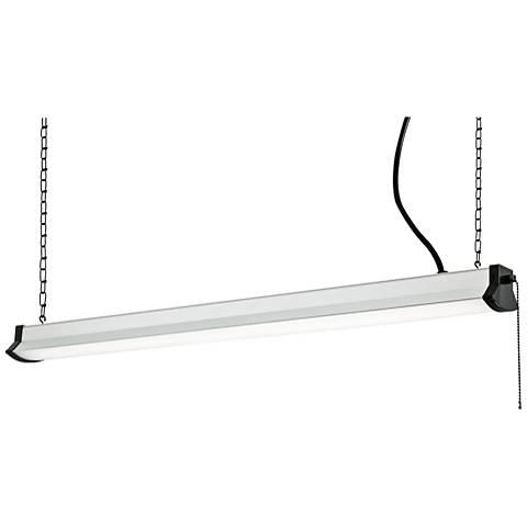 "Westinghouse 36"" LED Silver Shop Light"