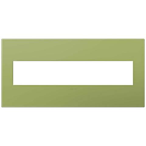 adorne® Lichen Green 5-Gang Wall Plate