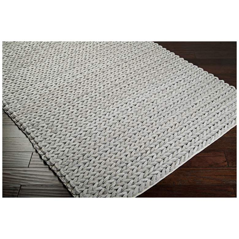 Surya Anchorage ANC1001-58 5' x 8' White Area Rug