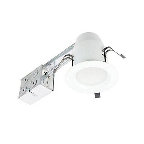 "3"" EP Series White 7.5 Watt LED Recessed Remodel Kit"