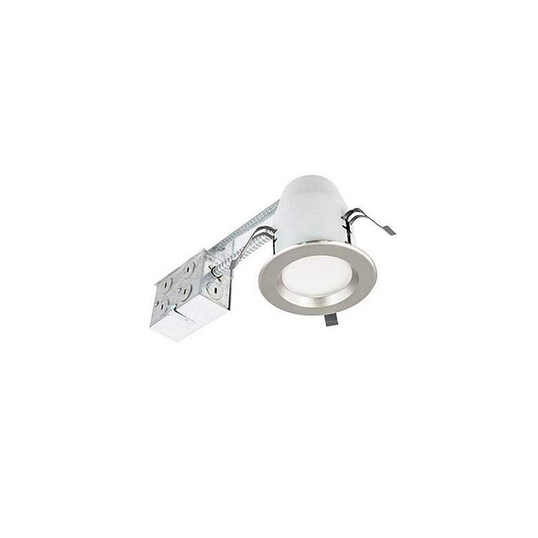 "EP Series Nickel 3"" Dimmable LED Recessed Remodel Kit"