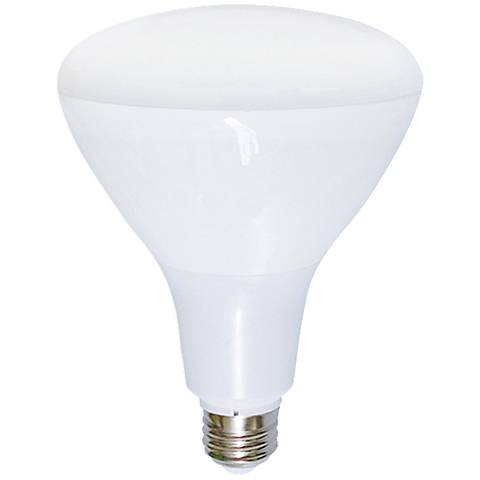 65W Equivalent Bioluz Frosted 11W LED Dimmable Standard BR30