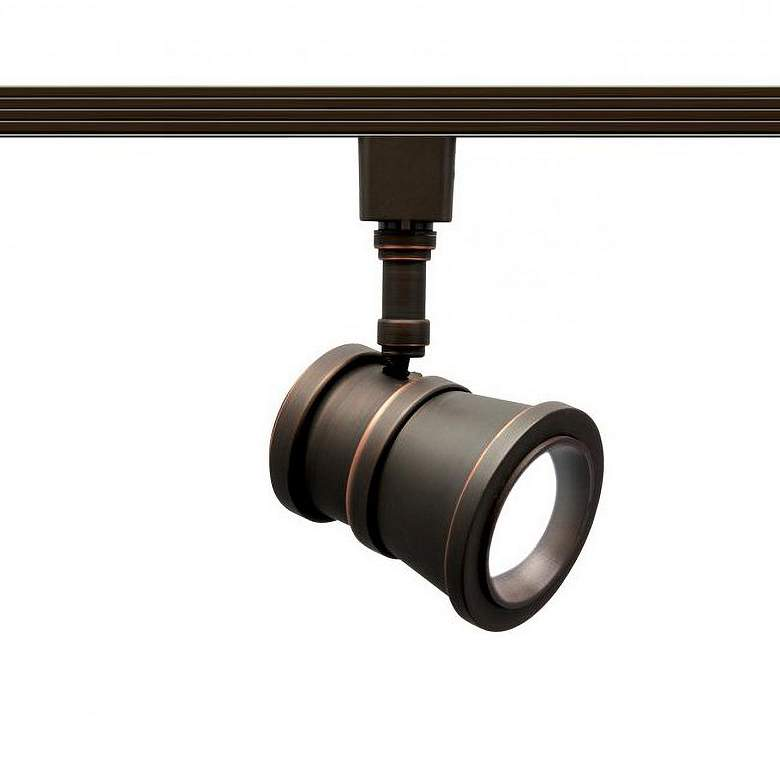 WAC LED208 Dark Bronze AC Track Head for Lightolier Systems
