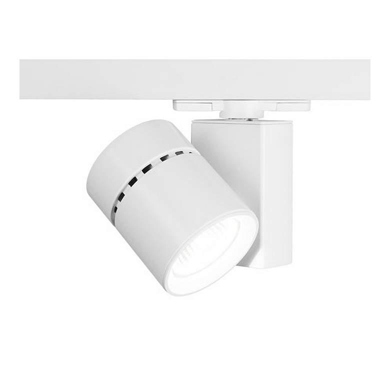 35 Watt LED White Track Head for Lightolier