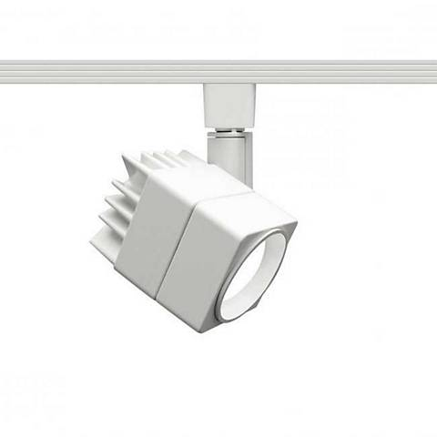 WAC LED207 White AC Track Head for Lightolier Systems