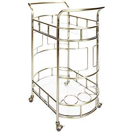 Bar Carts 26 27 In Cabinets And Storage Lamps Plus