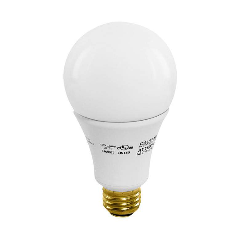 100W Equivalent Frosted 16W LED Dimmable Standard Bulb