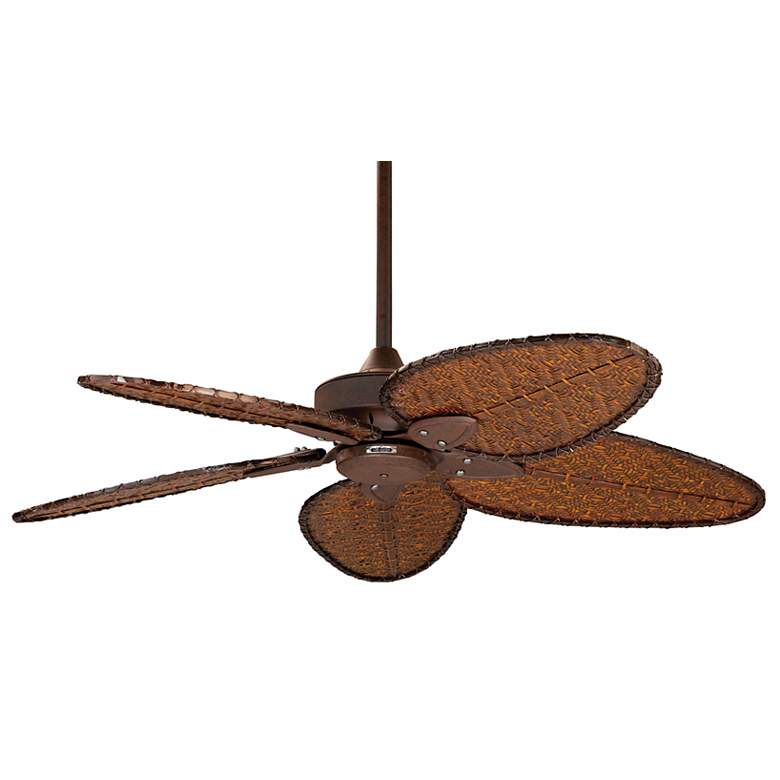 """52"""" Fanimation Windpointe Rust Outdoor Ceiling Fan"""