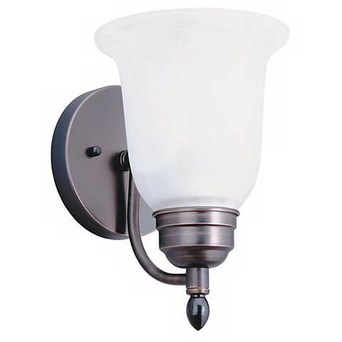 """ENERGY STAR® 12"""" High Bathroom Wall Sconce"""