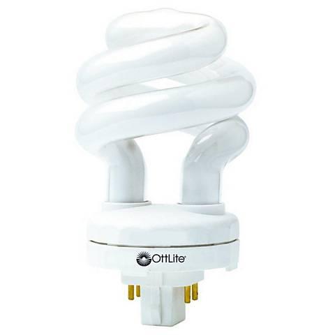 OTT-LITE VisionSaver™ 4-Pin 18 Watt Plug-In Swirl Bulb