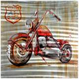 "Crestview Collection Cruiser I 39 1/2"" Square Wall Art"