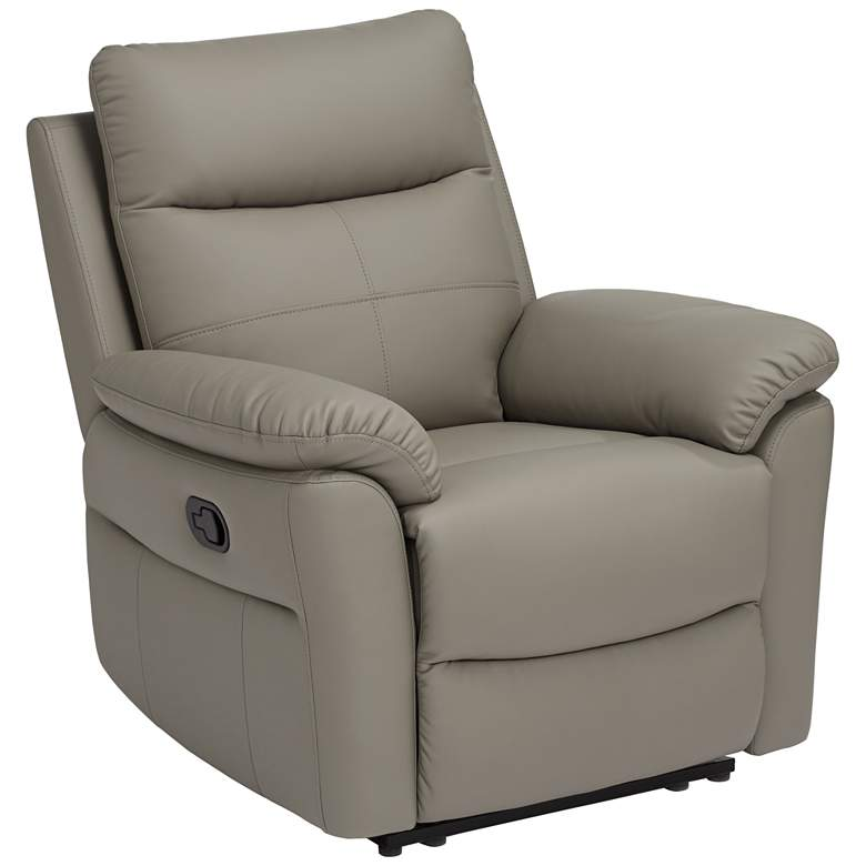 Newport Taupe Recliner Chair