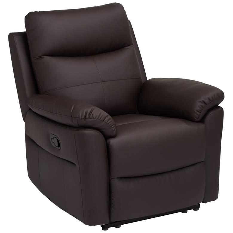 Newport Brown Recliner Chair
