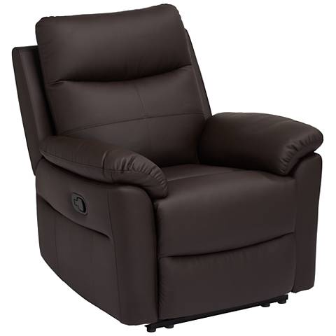 Newport Brown Recliner Chair