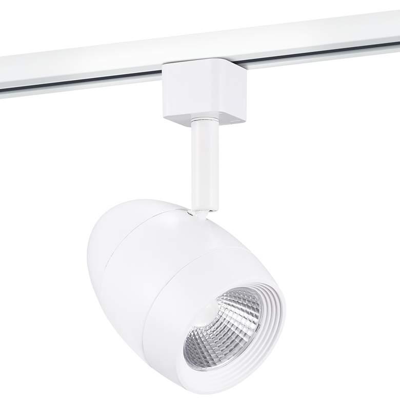 Cyber Tech 9 Watt White LED Bullet Track Head