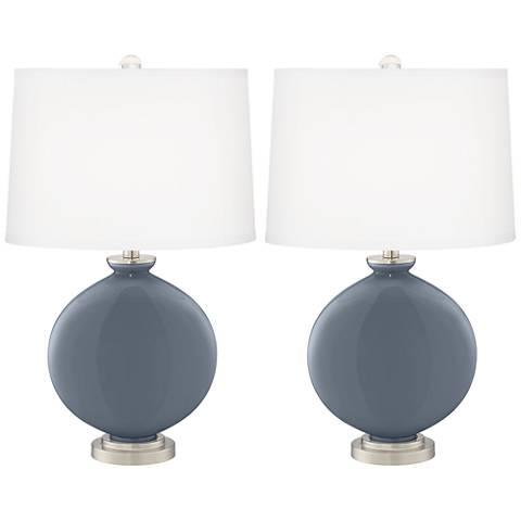 Granite Peak Carrie Table Lamp Set of 2