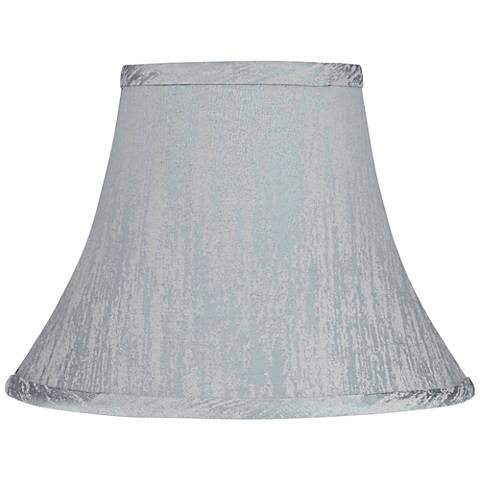 Nervei Luster Gray Bell Lamp Shade 6x12x8.5 (Spider)