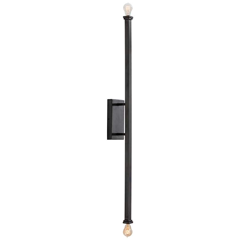 """Arteriors Home Windsor Smith 41 1/2""""H Bronze Wall Sconce"""