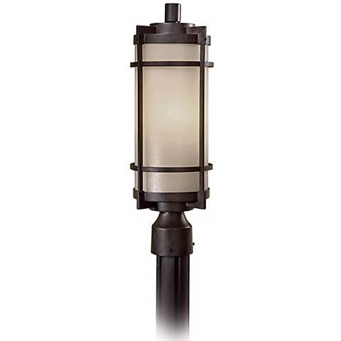 "Mirador 20"" High Outdoor Post Mount Light"