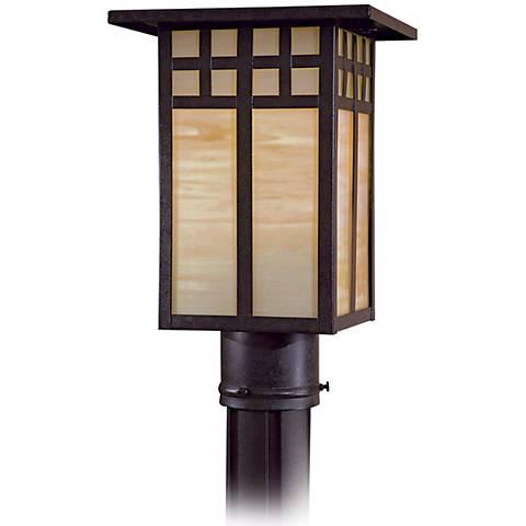 "Scottsdale II 12 1/4"" High Post Light"