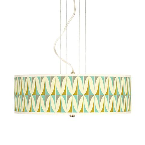 "Vernaculis I 20"" Wide 3-Light Pendant Chandelier"