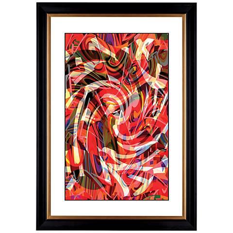 """Giclee Untitled I 41 3/8"""" High Wall Art"""