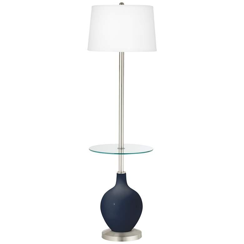 Naval Ovo Tray Table Floor Lamp