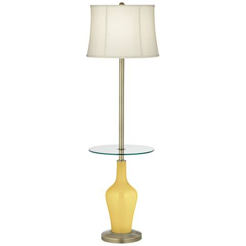 Daffodil Anya Tray Table Floor Lamp