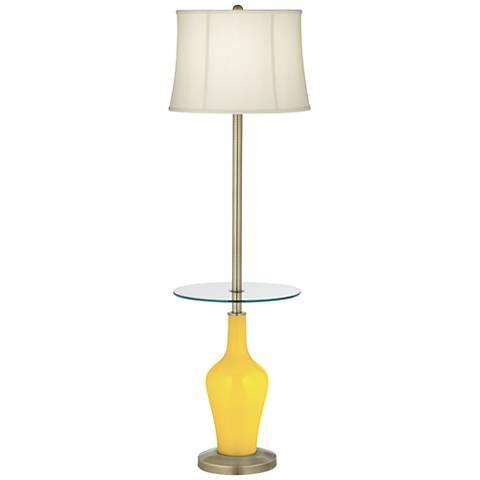Citrus Anya Tray Table Floor Lamp