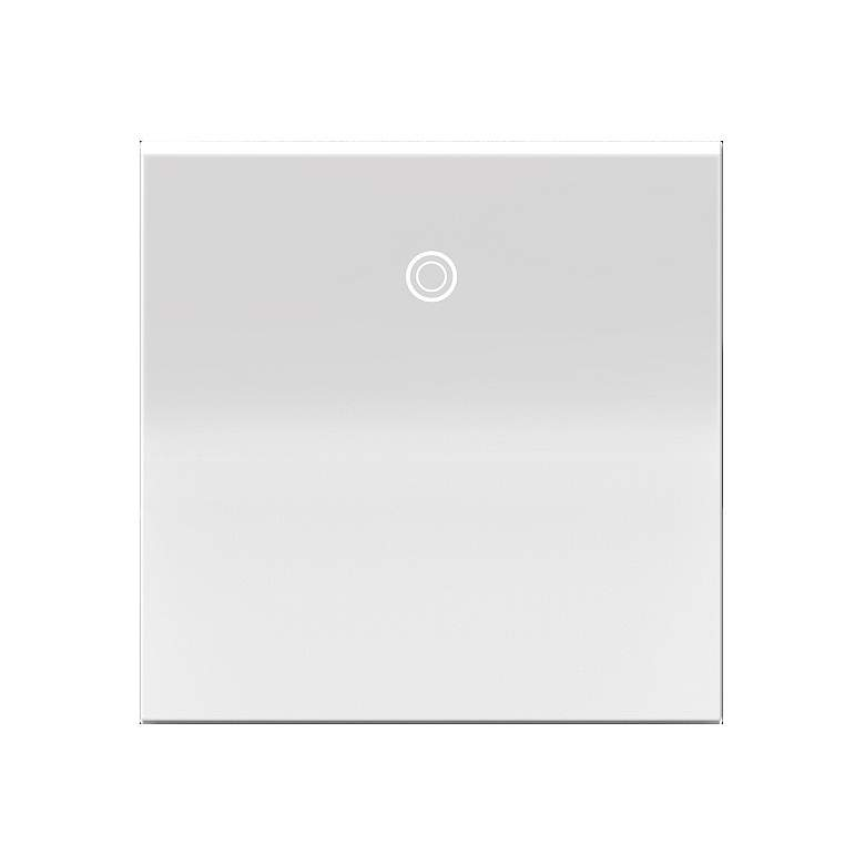 adorne® White 15A 3-Way Paddle Switch with Status Light