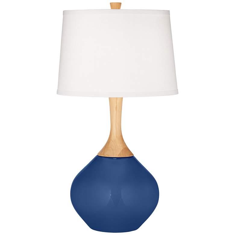 Monaco Blue Wexler Table Lamp