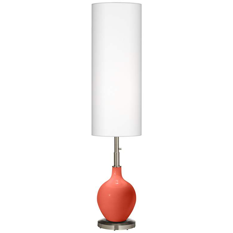 Koi Ovo Floor Lamp by Color Plus